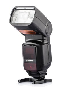 Yongnuo YN968EX-RT speedlite flash for Canon